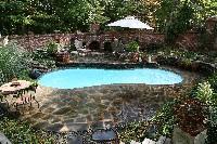 Cocoa Beach Fibergl Pool In Rockledge Fl Saint Cloud
