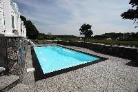 Wylela Fibergl Pool In Oviedo Fl